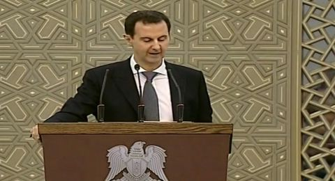 الأسد: سوريا تخوض 4 أنواع من الحروب ويحذر من خطورة مواقع التواصل الاجتماعي