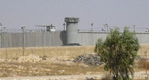 سلطة السجون تقمع الأسير ابراهيم النتشه الى سجن جلبوع