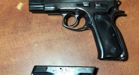 الشرطة تواصل مكافحة ظاهرة الأسلحة غير القانونية