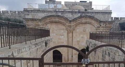 القدس: اسرائيل تقفل باب الرحمة
