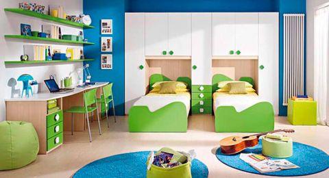أفكار لتجديد تصميم غرف أطفالك