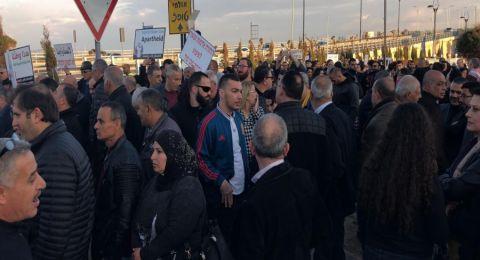 عكا: وقفة احتجاجية ضد مخطط طنطور
