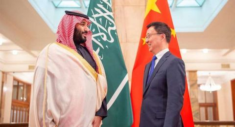 اتفاقيات اقتصادية بين السعودية والصين