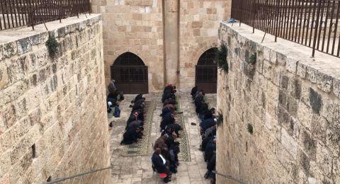 هبة باب الرحمة وفتح المصلى يثيران غضب المتطرفين اليهود