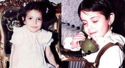 خمنوا هذه الطفلة أي نجمة اصبحت الآن.. تذكروها قبل التجميل!