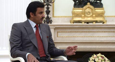 أمير قطر يقاطع القمة العربية-الأوروبية بمصر