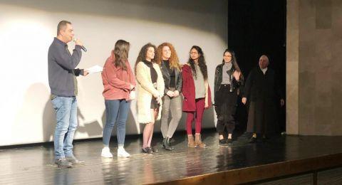خريجو فرع الإعلام والسينما من مدرسة راهبات الفرنسيسكان يعرضون أفلامهم الوثائقية الممّيزة