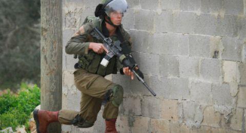 مناورة إسرائيلية لاختبار جهوزية جنود الاحتياط