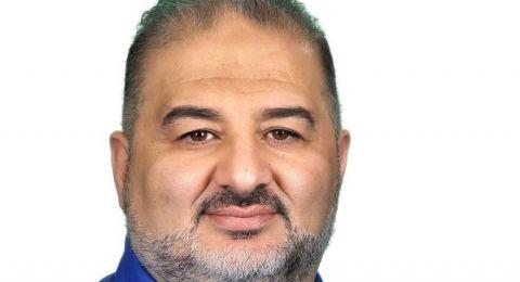 منصور عباس متهمًا الطيبي: هنالك من قرر تمزيق المشتركة قبل عامين وبدأ يهاجم لجنة الوفاق