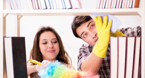 7 نصائح في التدبير لحماية الكتب من الأتربة