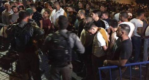 الحركة الإسلامية تدعو للنفير العام إلى الأقصى اليوم