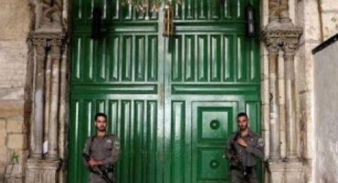 الاردن تطالب اسرائيل باحترام مشاعر المسلمين في الأقصى
