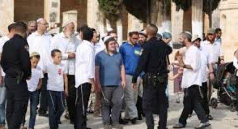 مسيرة استفزازية للمستوطنين في البلدة القديمة بالخليل