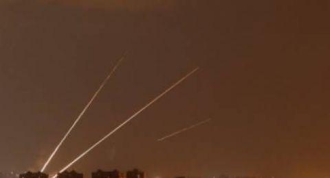 5 اصابات بالرصاص وصواريخ على مستوطنات غلاف غزة