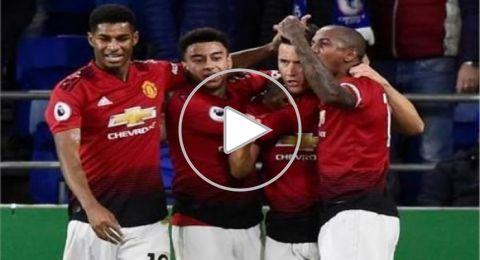 مانشستر يونايتد يلقي بتشيلسي خارج كأس الاتحاد