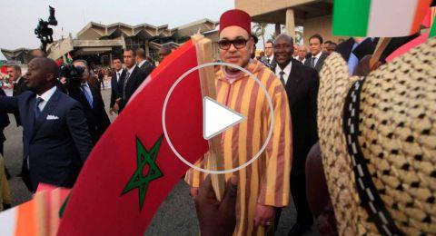إسرائيل تنزع المغرب من خريطة العالم