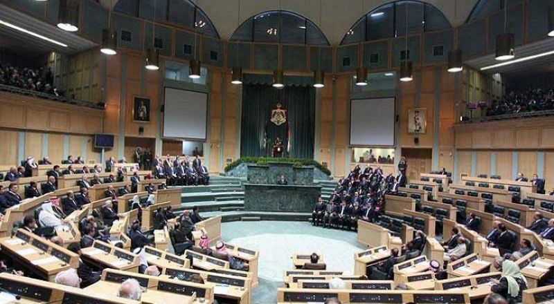 البرلمان الأردني يتبنى دعوة لطرد سفير