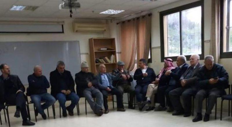 الرابطة الادبية في عارة وعرعرة تستضيف النائب د. يوسف جبارين