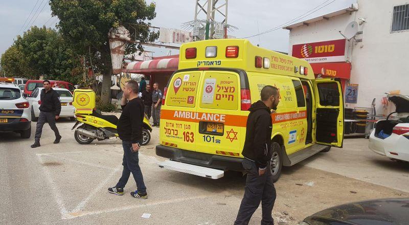 إصابتان بإطلاق نار في نيشر