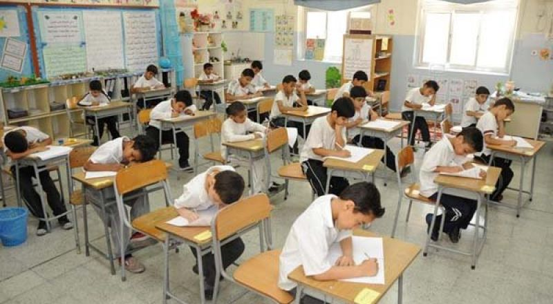 وزارة التّربية تجمّد نشر علامات إمتحانات المتساف على المستوى المدرسي.