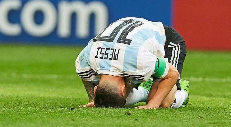 ميسي يقترب من العودة إلى أحضان منتخب الأرجنتين