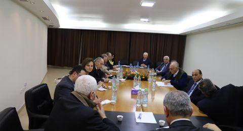 التجمع الوطني للشخصيات المستقلة يجتمع مع رئيس الوزراء المكلف