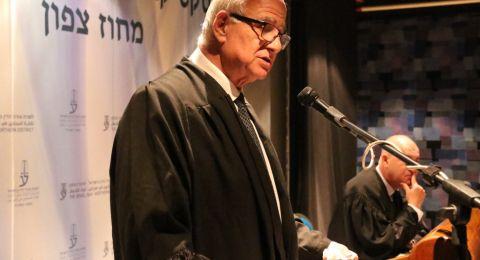 ترشيح المحامي محمد نعامنة لرئاسة لواء الشمال