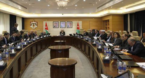 مجلس الوزراء الاردني يناقش تداعيات الأحداث بالمسجد الأقصى المبارك
