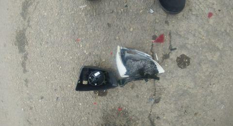 دالية الكرمل: الشرطة تلقي القبض على شاب مشتبه بدهس شرطي