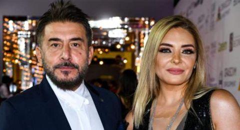 اطلالة زوجة عابد فهد تعيد فستان رانيا يوسف الى الأذهان
