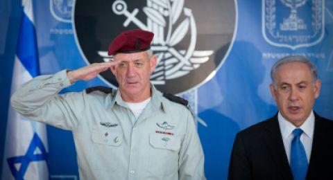 استطلاع: تراجع غانتس وتقدم نتنياهو