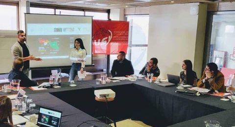 مدريد: يحيى السيّد يشارك في مؤتمر الاشتراكيّة الدوليّة