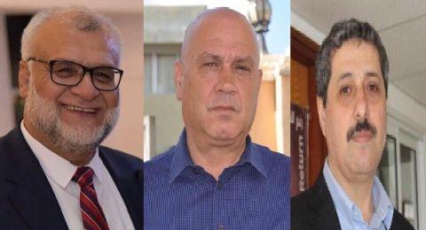 قياديّو الداخل الفلسطيني يطالبون بانهاء الانقسام بين فتح وحماس