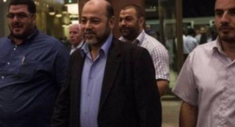 حماس تنفي لقاء رئيس جهاز الشاباك الإسرائيلي قيادات منها في القاهرة