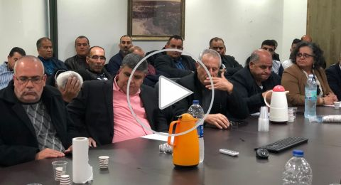 عارة عرعرة: جلسة طارئة بعد هدم عدة منازل في خور صقر