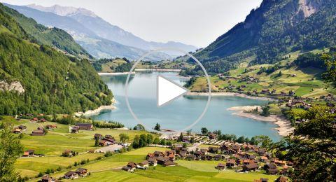 تعرفوا على السياحة في انترلاكن السويسرية