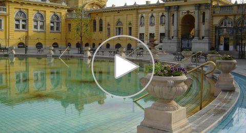 عند السفر الى بودابست لا تنسوا زيارة حمام ستشيني