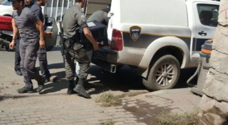 إصابة شاب برصاص الاحتلال غرب رام الله