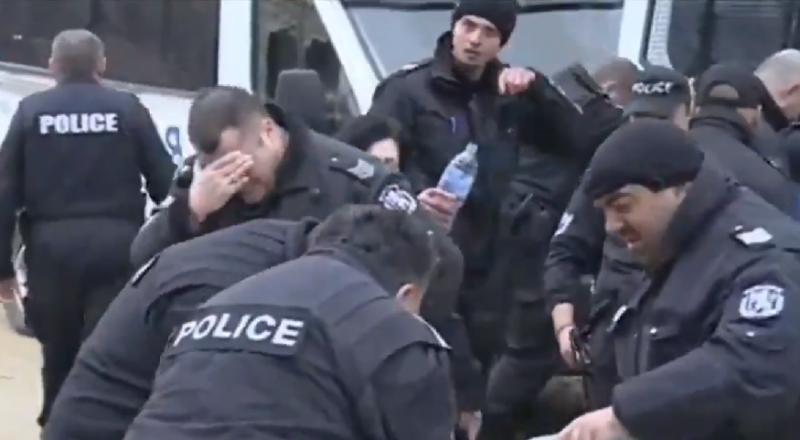 الشّرطة البلغارية تطلق