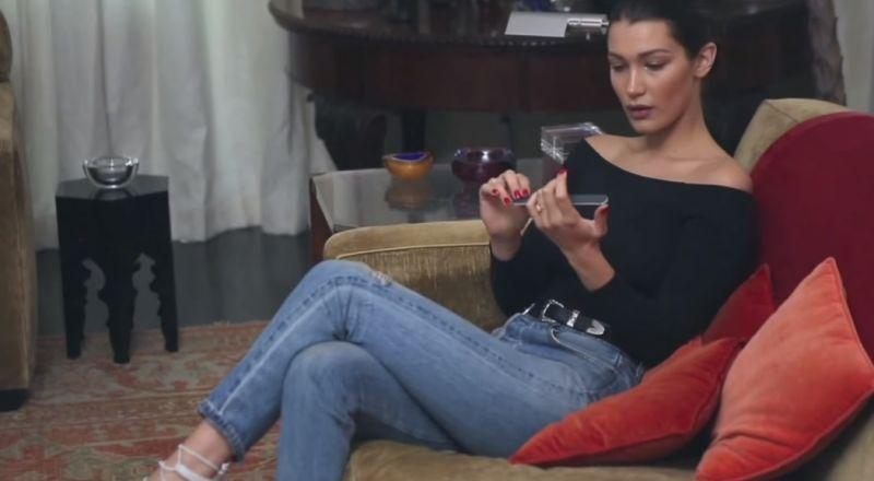 في الـ 22 من عمرها وأصلها فلسطيني.. لن تصدقوا كم تبلغ ثروة بيلا حديد