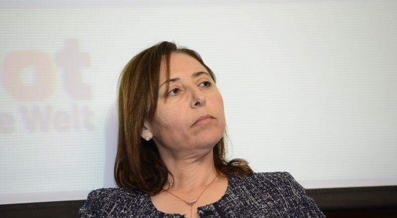 في مؤتمر المكانة القانونية .. ايمان زعبي: ينقصنا مبادرات شبابية محلية