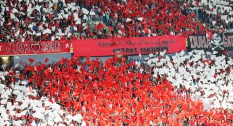 الأتحاد السخنيني يودع كأس الدولة بأداء مشرف