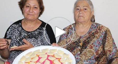 البقيعة : نادي المسنين يعدون كعك العيد عشية عيد الفصح
