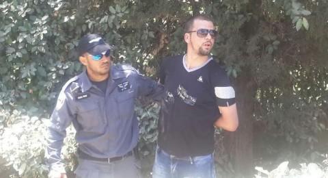 جامعة تل أبيب:اعتقال الطالب زكي شواهنة خلال إحياء مراسم النكبة