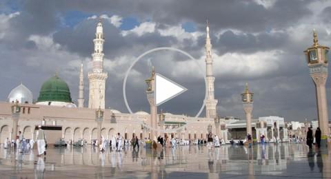 حقيقة الاعتداء على إمام المسجد النبوي في المدينة