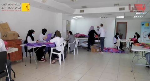 مؤسسة أجيك النقب ودورها لتصدي وباء الكورونا