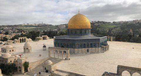 مجلس الأوقاف يقرر: فتح المسجد الأقصى .. بعد العيد