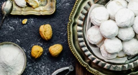 اليك طريقة كعك العيد المصري