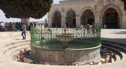 القوات الإسرائيلية تغلق البلدة القديمة في القدس لمنع المصلين من الوصول للأقصى