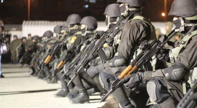 الأجهزة الأمنية الفلسطينية تنسحب من مناطق مصنفة